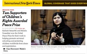 Malala Nobel Paz 2