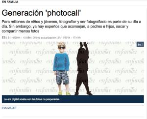 Generación photocall 2