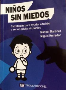 Niños sin miedos portada