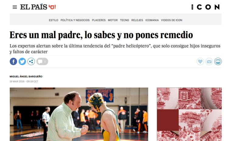 EL PAIS/ICON