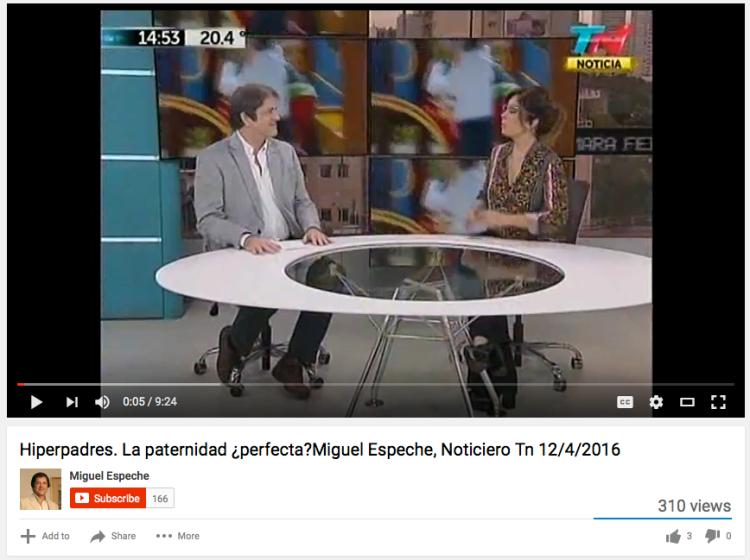 TV ARGENTINA HIPERPADRES